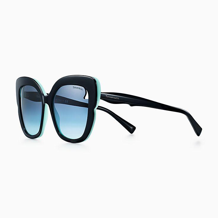 Tiffany Paper Flowers®:Square Sunglasses