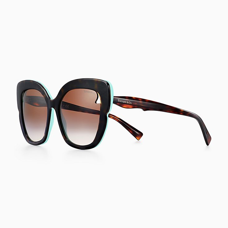 Tiffany Paper Flowers™:Square Sunglasses
