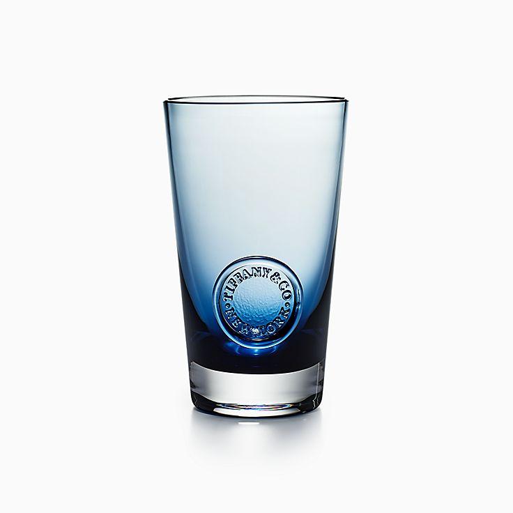 Tiffany Seal:Pint Glass