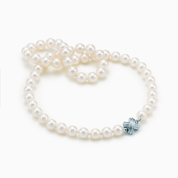 Tiffany Signature™ Pearls:Колье