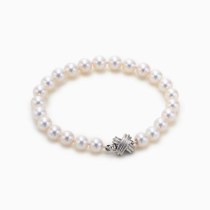 Tiffany Signature® Pearls:Bracelet