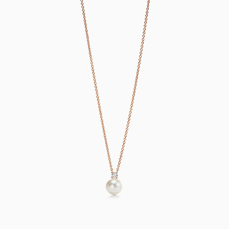 Tiffany Signature® Pearls:Pendant