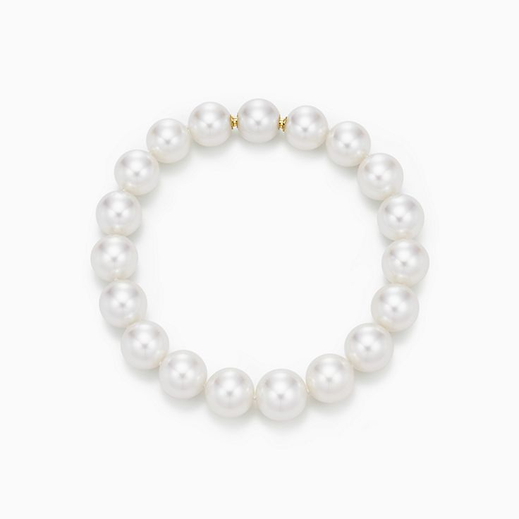 Tiffany South Sea Noble:Pearl Bracelet