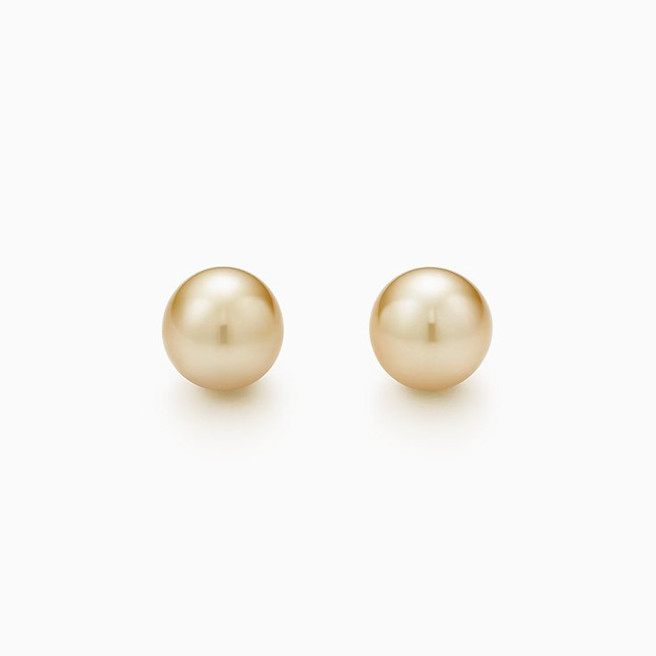 Tiffany South Sea:Pearl Earrings