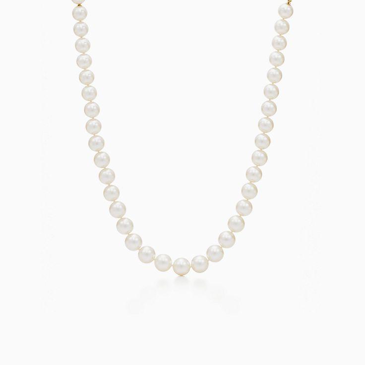 Tiffany South Sea:Pearl Necklace