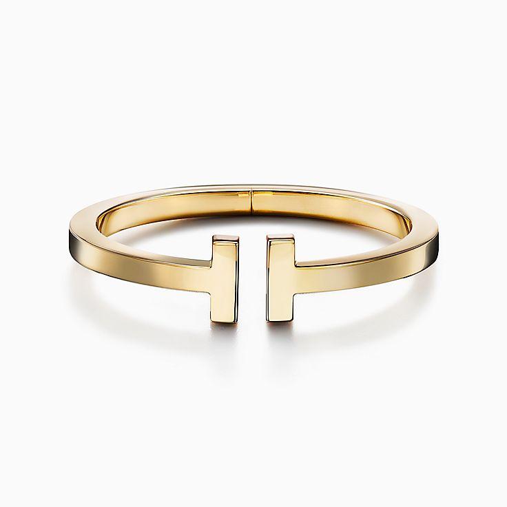 Tiffany T: 스퀘어 브레이슬릿