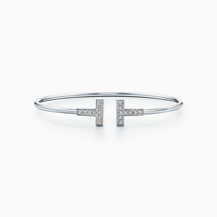 Tiffany T: 와이어 브레이슬릿