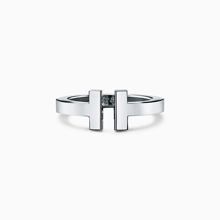 Tiffany T: 方形戒指