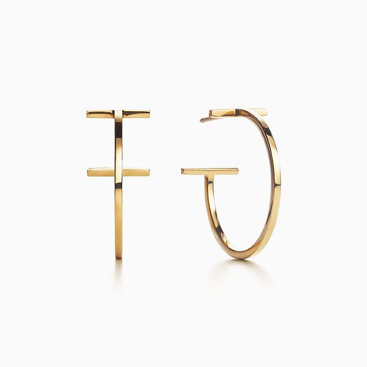 Tiffany T:線圈耳環
