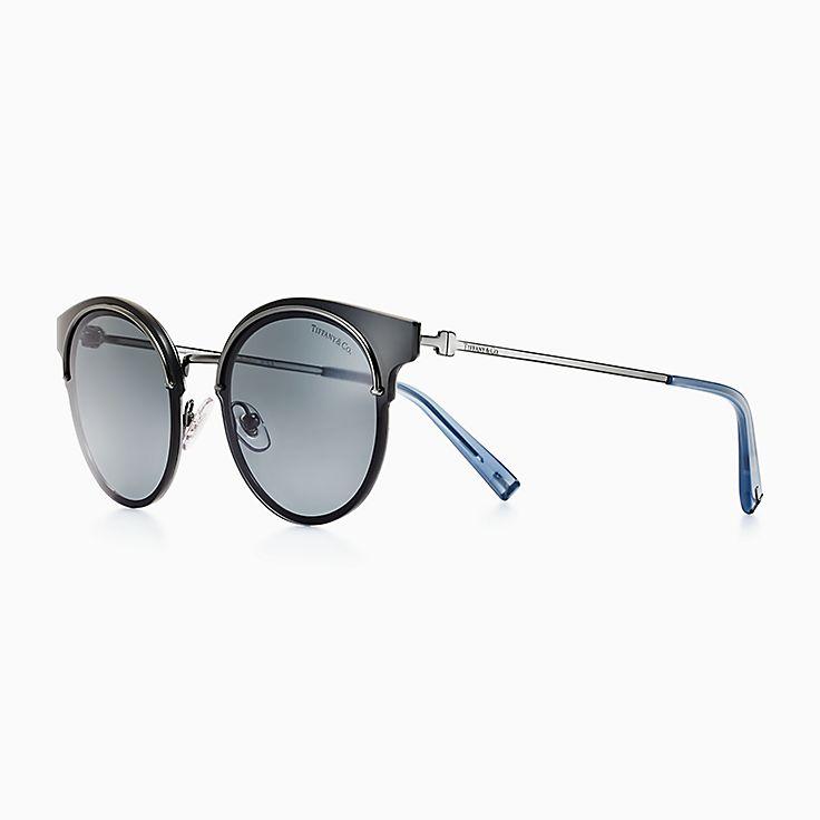 Tiffany T:圓形太陽眼鏡