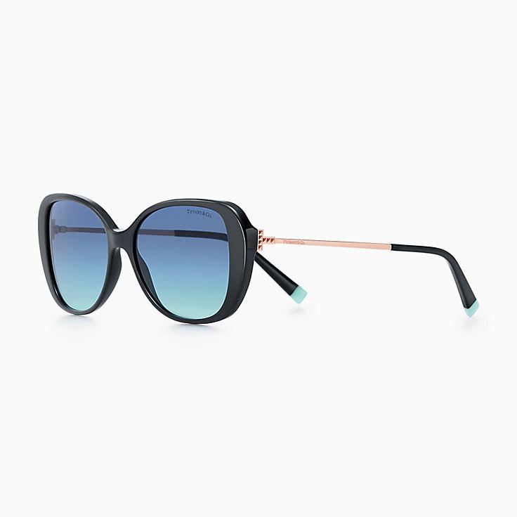 Tiffany T:蝴蝶形太陽眼鏡