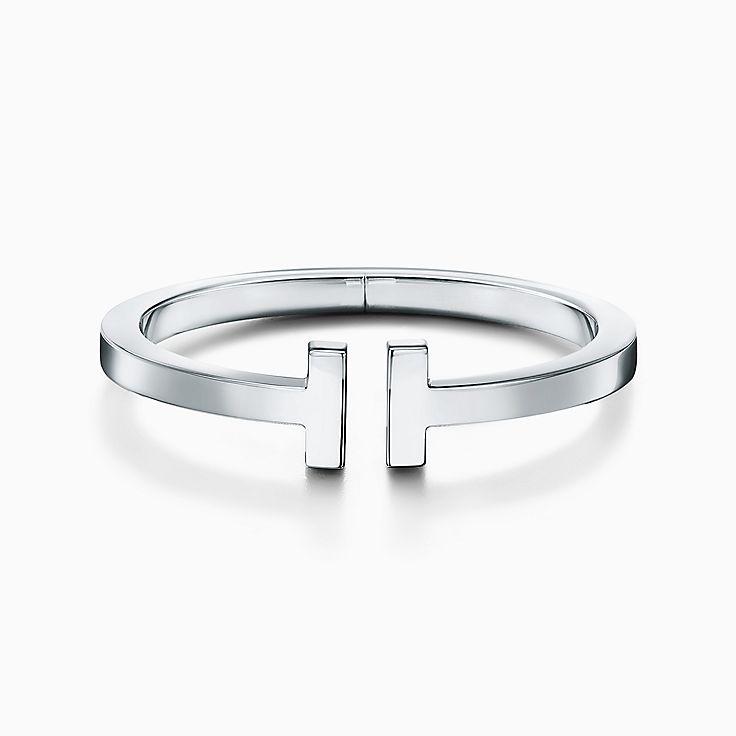 Tiffany T: Bracciale Square