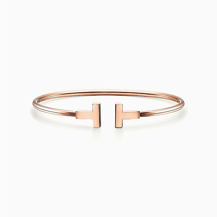 Tiffany T: Bracelet Wire
