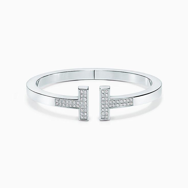 Tiffany T: браслет Square