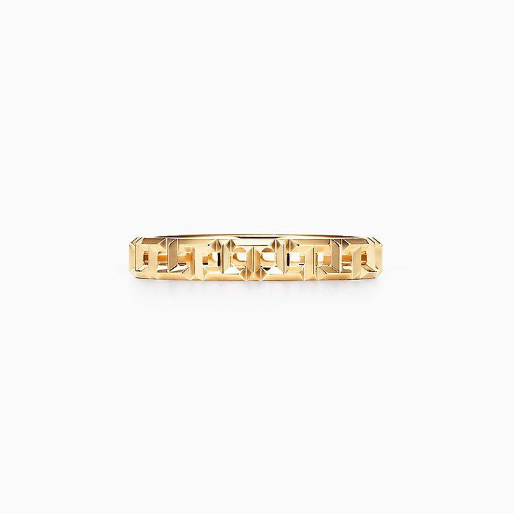 Tiffany T:Узкое кольцо True