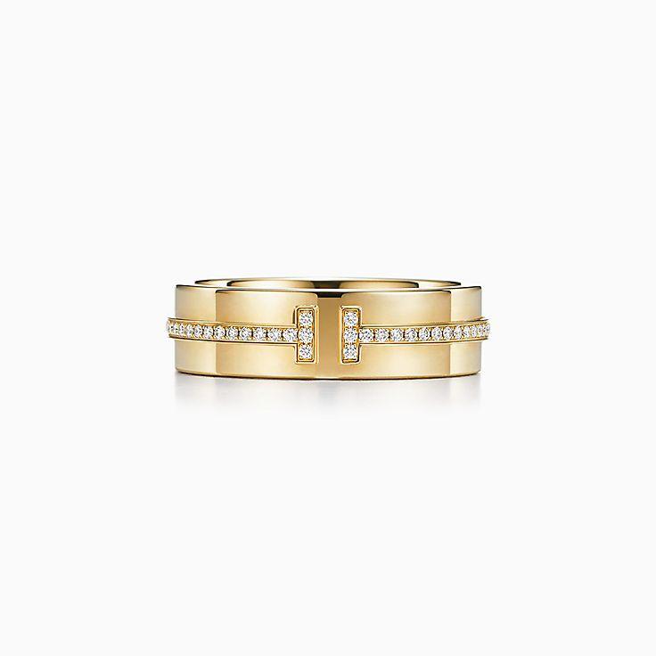 Tiffany T: кольцо Two