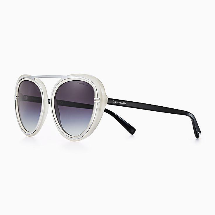 Tiffany T:Aviator Sunglasses
