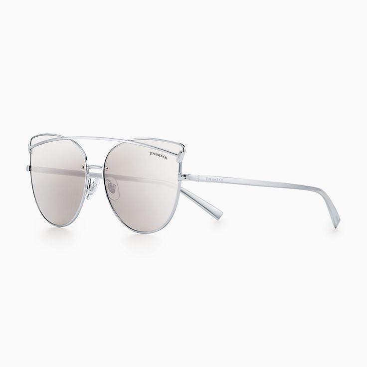 Tiffany T:Cat Eye Sunglasses