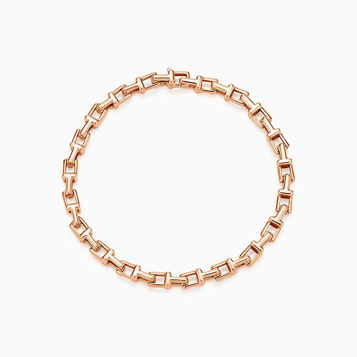 Tiffany T:Narrow Chain Bracelet