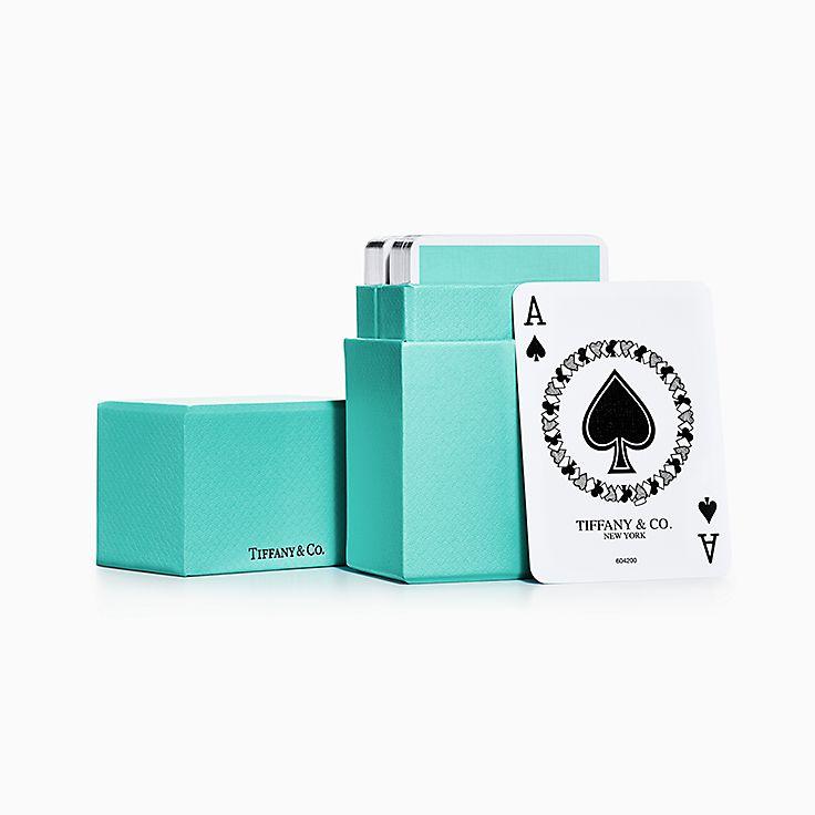 Tiffany Travel:Cartes à jouer
