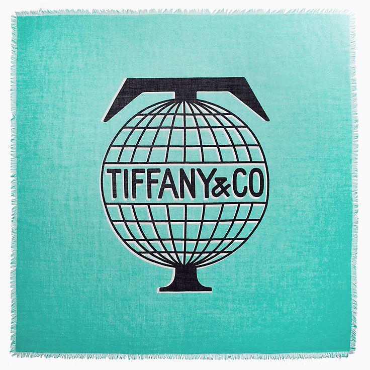 Tiffany Travel:Eckiger Schal