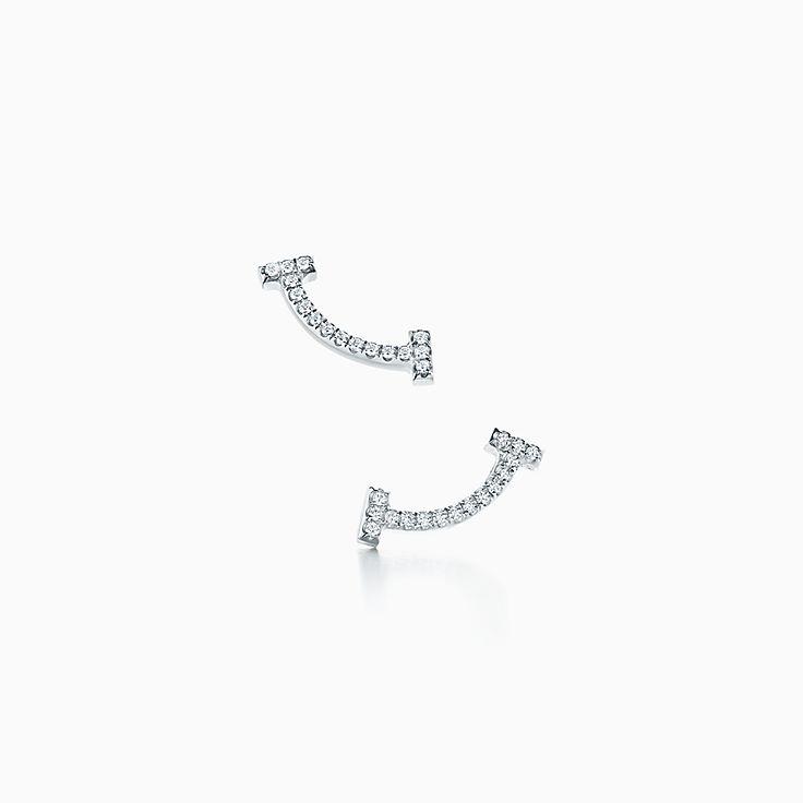 Tiffany T:Smile 耳環