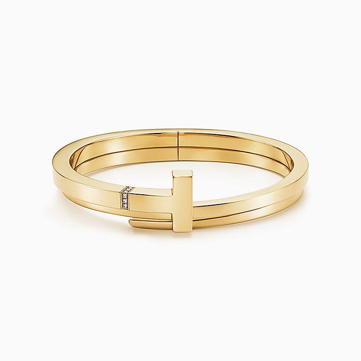 Tiffany T:Square Wrap Bracelet
