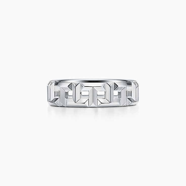 Tiffany T:True breiter Ring