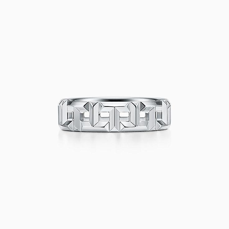 Tiffany T:True Wide Ring