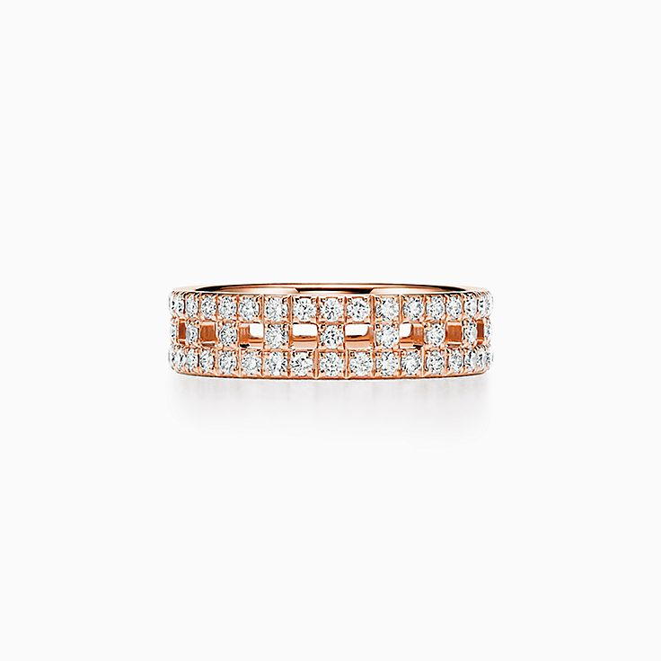 Tiffany T:True Wide Ring