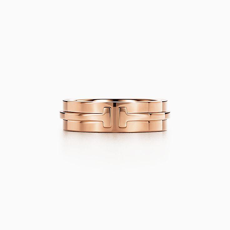 Tiffany T:Two 戒指