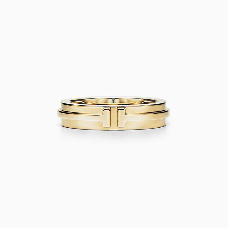 Tiffany T:Two 窄版戒指