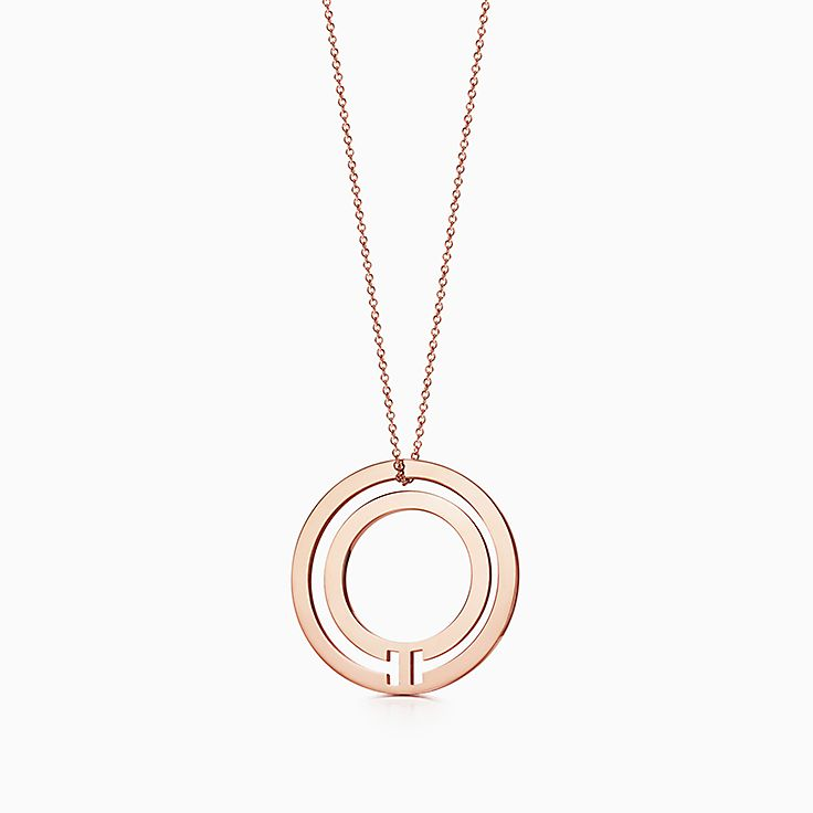 Tiffany T:Two Circle Pendant