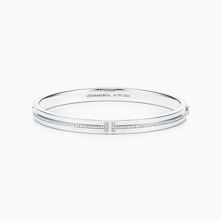 Tiffany T:Two Hinged Bangle