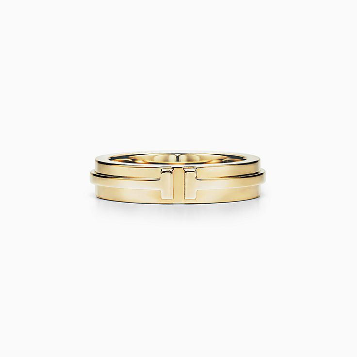 Tiffany T:Two Narrow Ring