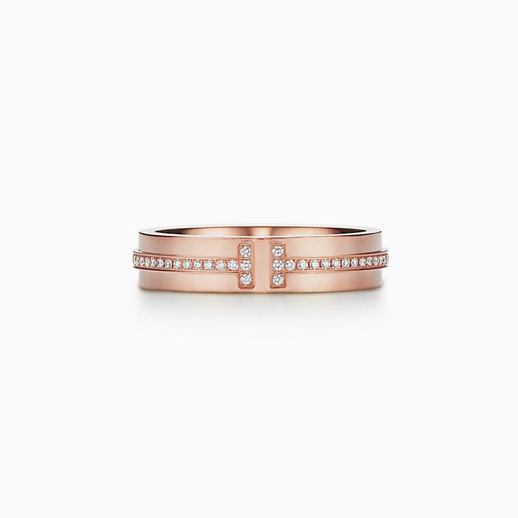 Tiffany T:Two schmaler Ring