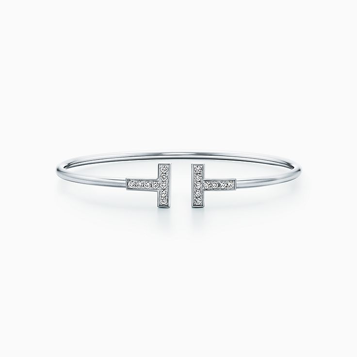 Tiffany T:Wire Bracelet