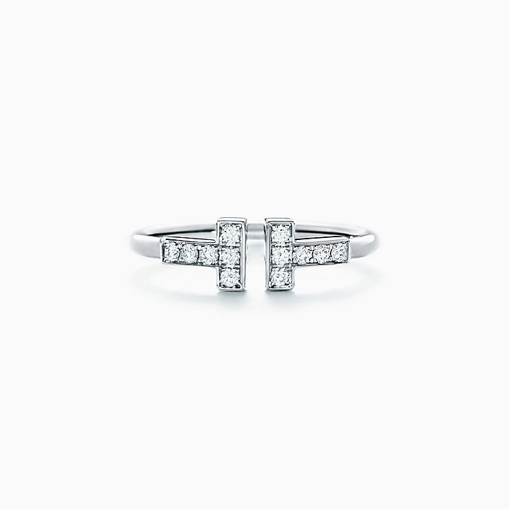 Tiffany T:Wire Ring