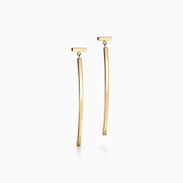 Tiffany T:Wire Stab Ohrringe