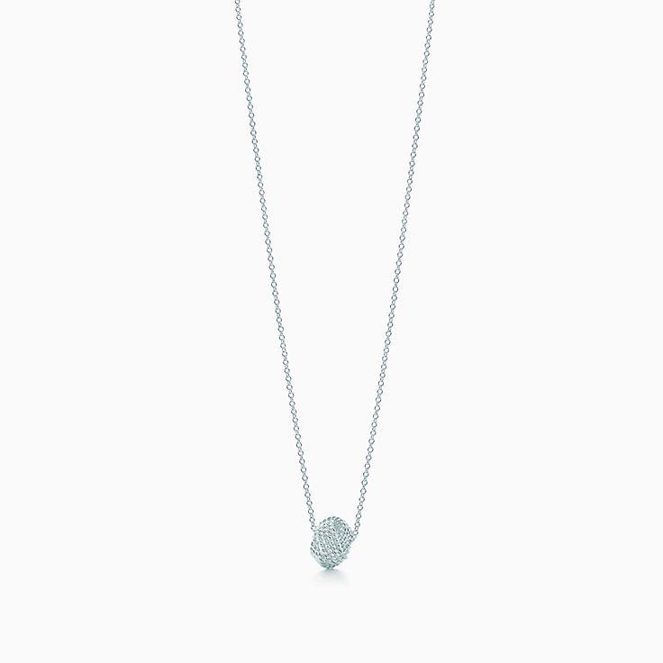 Tiffany Twist: Pendentif Nœud