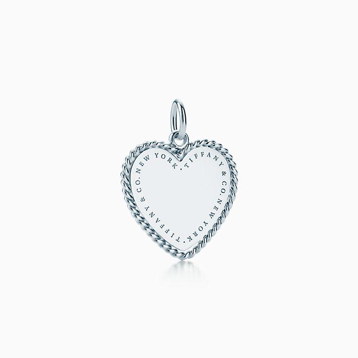 Tiffany Twist:Heart Charm