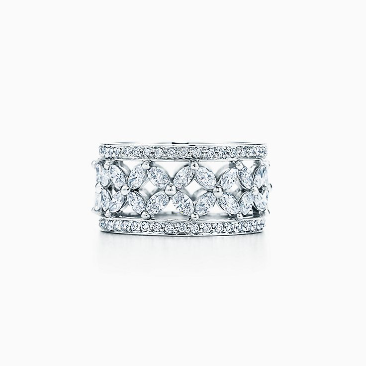 Tiffany Victoria®: aliança