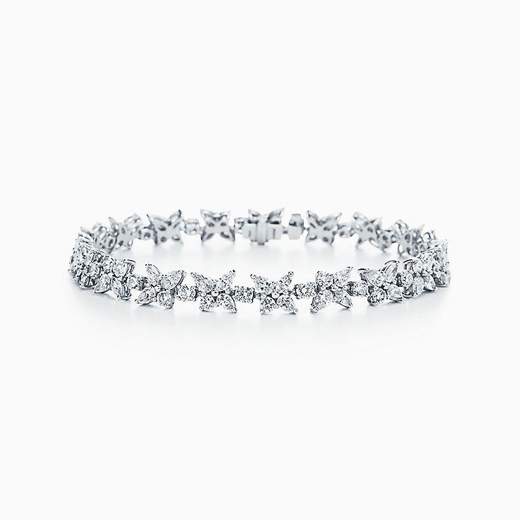 Tiffany Victoria®:Cluster 手鍊