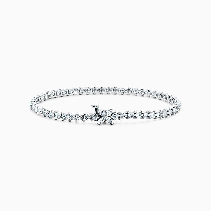 Tiffany Victoria™:Line Bracelet