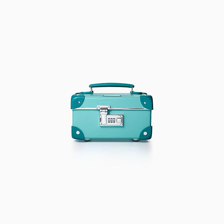 "Tiffany x GLOBE-TROTTER:9"" Jewelry Case"