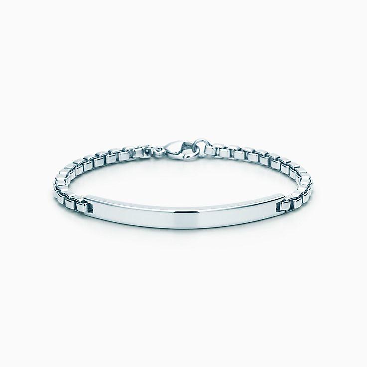 Venetian Link I.D. Bracelet
