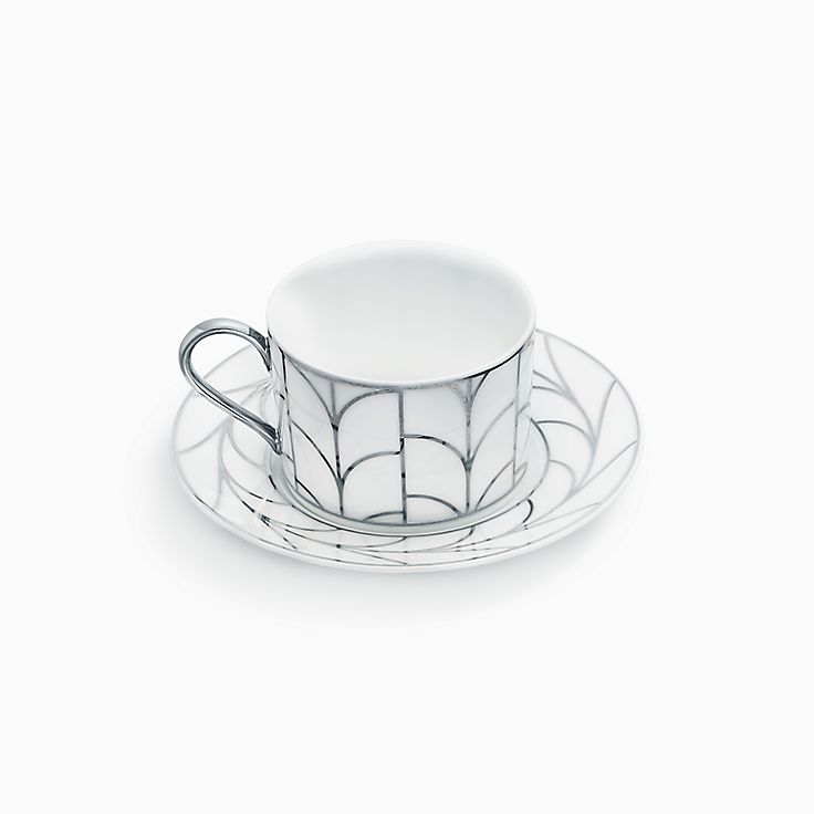 Wheat Leaf:Cup and Saucer