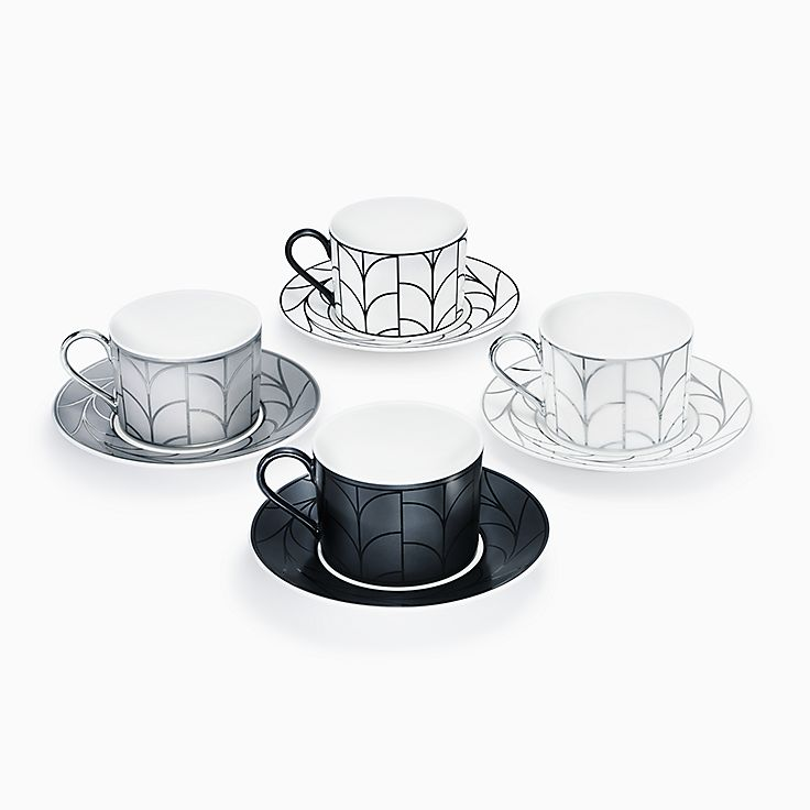 Wheat Leaf:Cup and Saucer Set