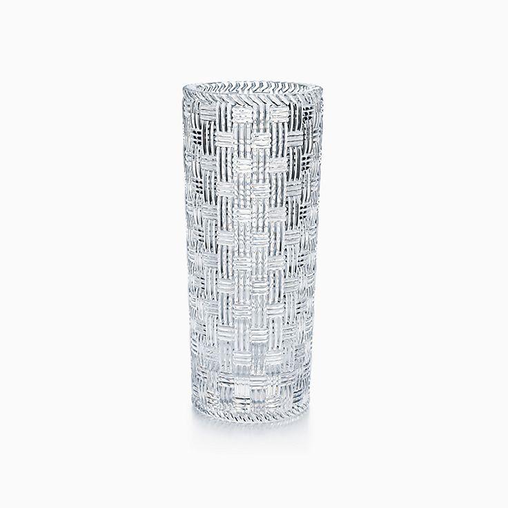 Woven:Cylinder Vase