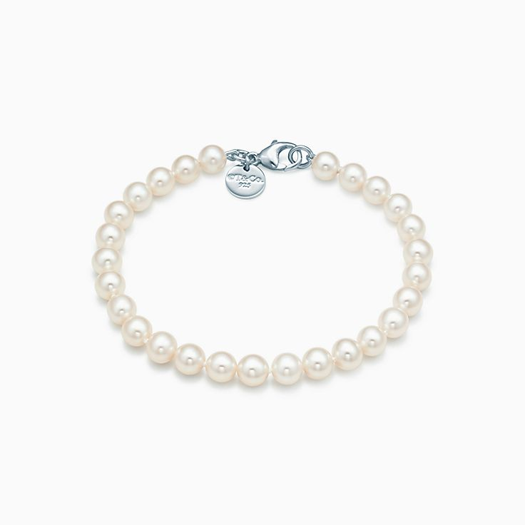 Ziegfeld Collection:Pearl Bracelet